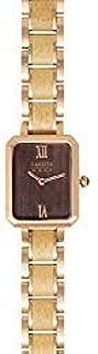 Dakota Ladies Genuine Hardwood Watch with Adjustable Band