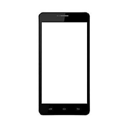 Touch Screen Digitizer for Intex Aqua Twist Black