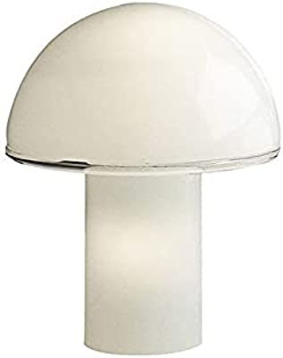 Artemide Onfale Table Lamp in Blown Glass Designed by Luciano Vistosi - Little