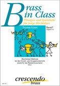 Brass in Class. Übungen und Spielstücke für junge Blechbläser. Band I: Ausgabe in Es (Althorn)