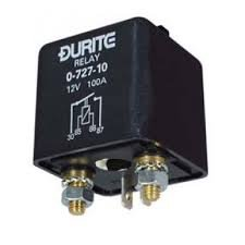 Durite Heavy Duty Split Charge Relay