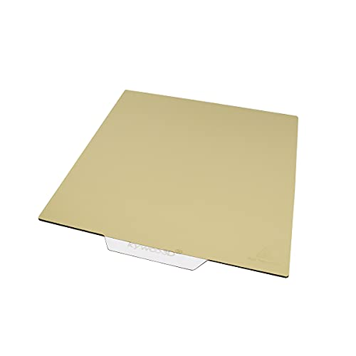 Kywoo PEI Sheet Around 245 * 260mm for 3D Printer Build Surface Ultra smooth PEI board (Tycoon)