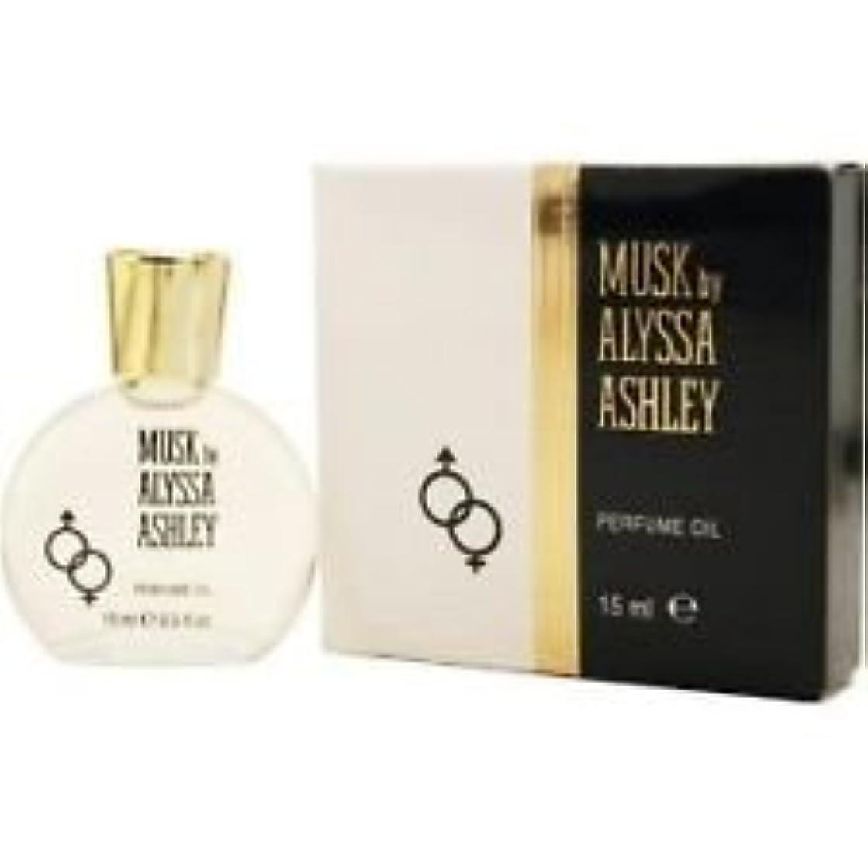 スピーチ手がかり覆すAlyssa Ashley Musk (アリッサ アシュレイ ムスク) 0.5 oz (15ml) Perfume Oil (パフューム オイル)for Women