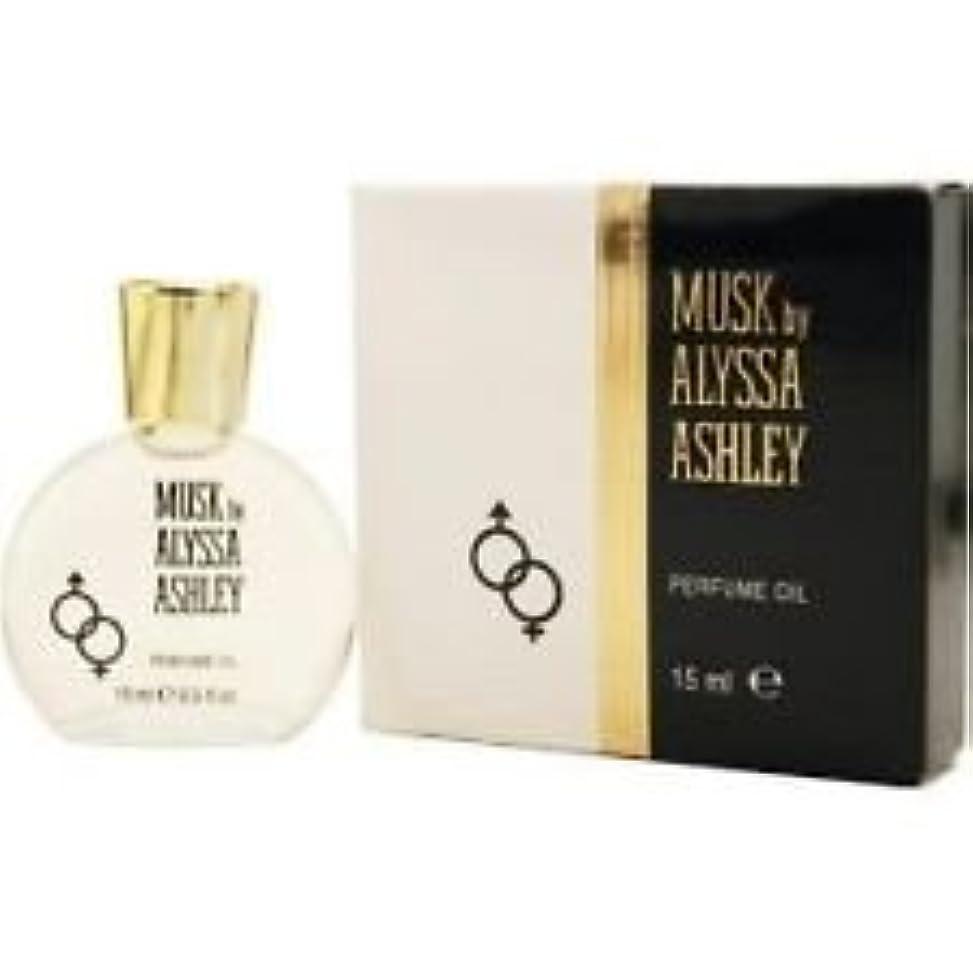 姉妹なめるスキルAlyssa Ashley Musk (アリッサ アシュレイ ムスク) 0.5 oz (15ml) Perfume Oil (パフューム オイル)for Women