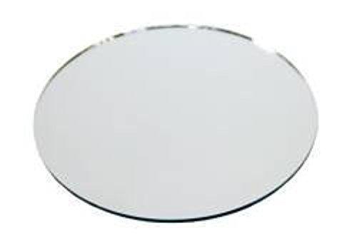 """Set of 10 10"""" Round Wedding Banquet Table Centerpiece Mirrors"""