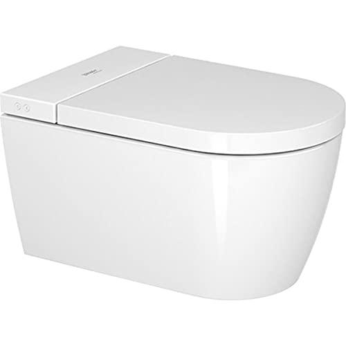 Duravit SensoWash® Starck f Lite Inodoro de Ducha Compacto, 650001-650001012004310