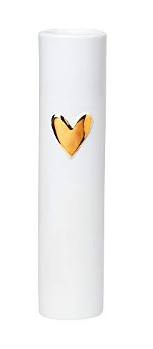 Räder Vase - Herz Gold