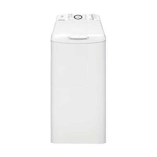 Lavadora de carga superior BRANDT BT8602BP A+++, 6 kgs, 1200rp,