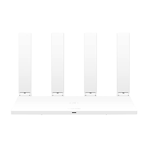 HUAWEI WiFi WS5200 NEW - AC1300 Dual Band Gigabit Wi-Fi Router, 867 Mbps/5 GHz + 400 Mbps/2.4 GHz, Connects up to 64 Devices, Parental Control, Guest Wi-Fi