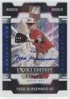 Todd Glaesmann #18/100 (Baseball Card) 2009 Donruss Elite Extra Edition - [Base] - Aspirations Signatures [Autographed] #76