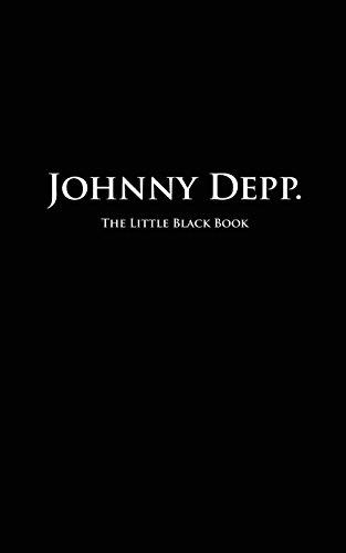 Johnny Depp.: The Little Black Book (Little Black Books