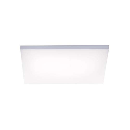 Paul Neuhaus - Lámpara LED (450 x 450 x 68 mm, 28 W, 2400 lm, FB, 2700-5000 K, intensidad regulable)