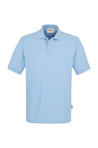 "HAKRO Polo-Shirt ""Performance"" - 816 - ice blue - Größe: XXL"