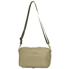 PORTER official 2way Shoulder Bag [DRAFT] Multi Pouch YOSHIDA BAG Made in Japan (Black)