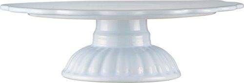 IB Laursen - Tortenplatte Mynte Stillwater (Eisblau)