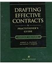 Drafting Effective Contracts: A Practitioner's Guide