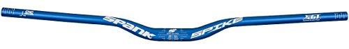 Spank Cintre Spike 800 Race Rise 5 mm 31,8/800 mm Bleu