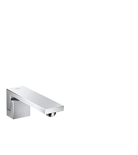 hansgroe AXOR Edge caño de baño, Corte de Diamante, Color: Cromado - 46411000