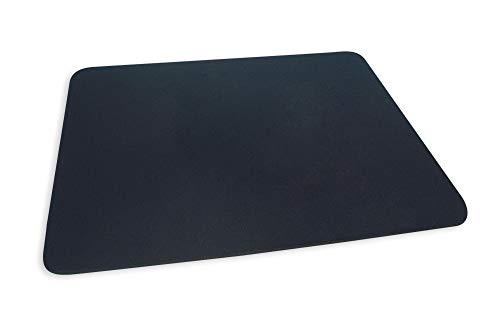 ednet 64010 Mauspad Set Color-Line - 20 Stück - 8x Blau / 8x Schwarz / 4x Rot - Größe 23 x 20 cm - Stärke 6 mm