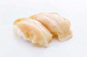つぶ貝スライス 7/8gサイズ 20枚 【冷凍】/(3パック)