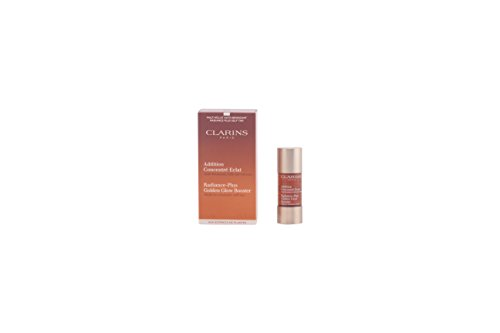Clarins Addition Concentré Eclat Auto-bronzant Selbstbräunungslotion, 15 ml