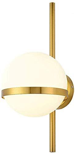 TGFVGHB Creatividad nórdica Shade Shade Light Light Modern E27 Socket Wall Linterna para Dormitorio Casas de Noche Comedor Sala de Estar Hostel Decoración Iluminación Lámpara de Pared