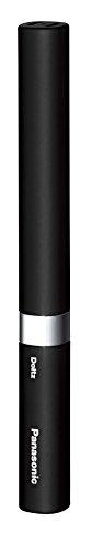 パナソニック 電動歯ブラシ ポケットドルツ 極細毛タイプ 黒 EW-DS41-K
