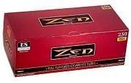 ZEN King Size Full Flavor Cigarette Tubes - -5 Boxes,1250 ct