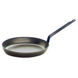 Mallard Ferrière pan, ovaal, plaatstaal, 40 stuks