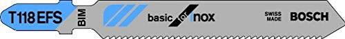 Bosch 2 608 636 499 - Hoja de sierra de calar T...