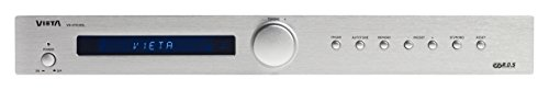 Vieta VH-HT010SL - Sintonizador Am/FM, Color Plata