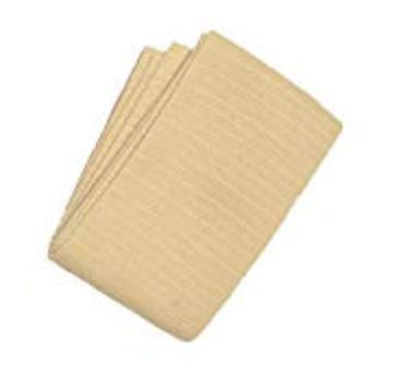Kin Grip Cotton Spandex Tubular Bandages Offer Wound Care Coverage to Keep Wounds Clean. Support Fragile tissues After Removing Casts. (Available in B,C,D,E,F,G) 2 Meter