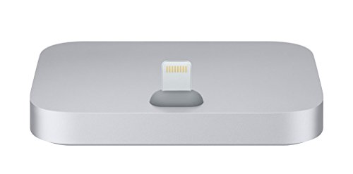 Base Dock Lightning para el Apple iPhone   - Gris Espacial
