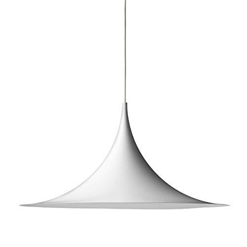 GUBI Semi Pendelleuchte ø47 cm, weiß matt