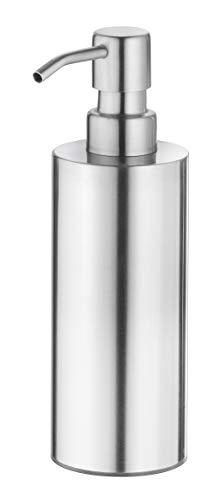 AMARE Seifenspender, Silber, Zylinder