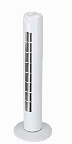 Zephir PH81 Ventilatore a Torretta, 45 W, 3 velocità, Bianco