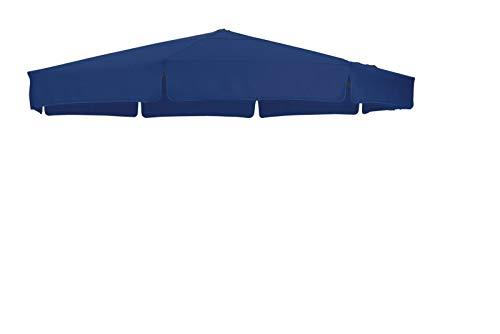 Sun Garden Easy Sun Parasol Ersatzbezug ø 350cm Farbe: Blau B044 in Polypropylene (Olefine) Qualität ohne Umkarton