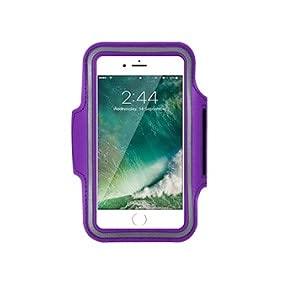 RZL fundas para teléfono celular para Samsung Note 10 Plus Lite Note 10 5G, funda de brazo para correr, soporte para teléfono móvil, pulsera y brazo para Samsung S20 Plus S20 Ultra S10 Plus 5G