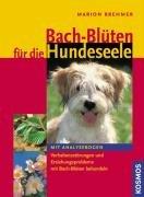 Bachblüten für die Hundeseele: Mit Analysebogen. Verhaltensstörungen und Erziehungsprobleme mit Bach-Blüten behandeln