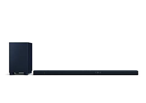 Philips Fidelio B97/10 Barra de Sonido TV con Subwoofer Inalámbrico y Altavoces Sonido Envolvente Desmontables (7.1.2 Canales, 888 W, Dolby Atmos, IMAX Enhanced, DTS Play-Fi) - Modelo 2020/2021