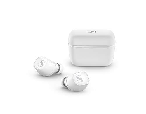 Sennheiser CX 400BT, Écouteurs Bluetooth avec Commande Tactile, Blanc