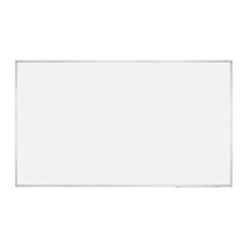 Pizarra Rocada doble cara lacada blanca con marco de aluminio 200x120