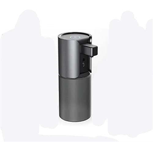 Dispensador automático de jabón, dispensador de jabón del Sensor infrarrojo, Tipo sin Contacto, 500 ml, Adecuado para Restaurante/Oficina/Hotel/Hospital/Bar/Aseo/cafetería