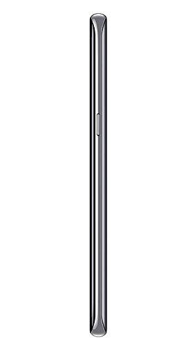 Samsung Galaxy S8 Smartphone Bundle (5,8 Zoll (14,7 cm), 64GB interner Speicher) + Samsung Evo Plus 128 GB Speicherkarte - Deutsche Version