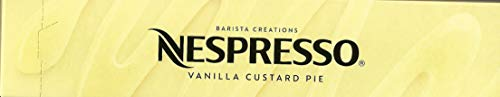 Nespresso Vertuo Vanilla Custard Pie 10 Kapseln