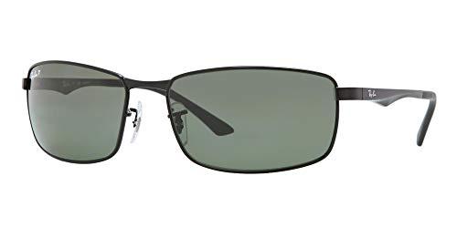 Ray-Ban RB3498-002/9A-64 - hombre Gafas de sol - Black