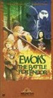 Ewoks: Battle for Endor [VHS]