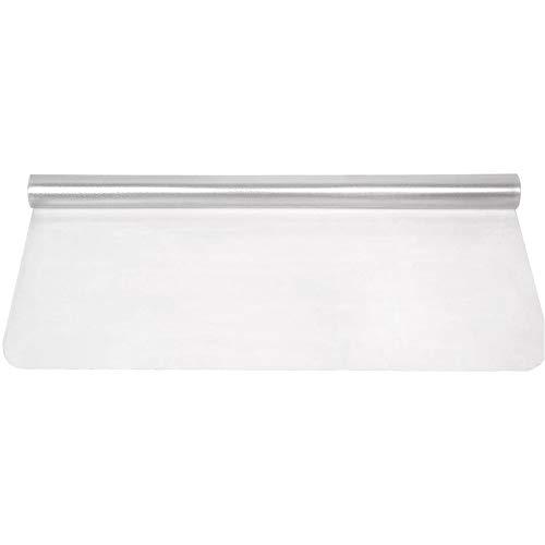 HYCH-Alfombrilla Protectora for Suelo,1 mm de espesor Rectángulo Piso De Madera Almohadilla De Protección Resistente A Los Arañazos PVCNo-Clean Transparente Alfombra,1mm,70x100cm