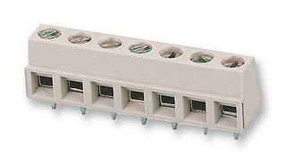BUCHANAN - TE CONNECTIVITY TERMINAL Block, PCB, 5MM, 4WAY 282836-4
