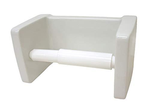 0 www.working-house.com (Baño / Porcelana Blanca I) Portarrollos para papel higiénico
